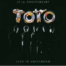 Toto: Live in Amsterdam (25th-Anniversary-Edition) (180g), 2 LPs