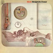 Thelonious Monk (1917-1982): Straight, No Chaser (remastered) (180g), LP