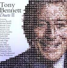 Tony Bennett (geb. 1926): Duets II (180g), 2 LPs