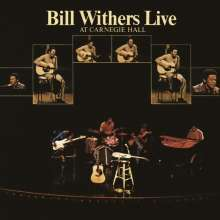 Bill Withers (1938-2020): Live At Carnegie Hall (180g), 2 LPs
