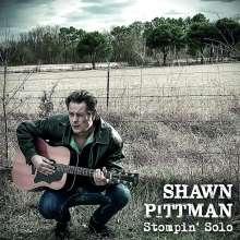 Shawn Pittman: Stompin' Solo, CD