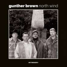 Gunther Brown: North Wind, CD
