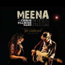 Meena Cryle: In Concert, LP