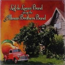 Leif De Leeuw: Plays The Allman Brothers Band, LP
