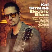 Kai Strauss: Electric Blues, CD