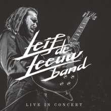 Leif de Leeuw: Live In Concert, CD
