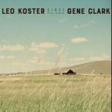 Leo Koster: Sings Gene Clark, CD