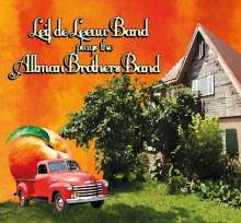 Leif De Leeuw: Plays The Allman Brothers Band, 2 CDs