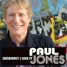 Paul Jones (ex-Manfred Mann): Suddenly I Like It, CD