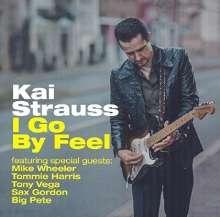 Kai Strauss: I Go By Feel, CD