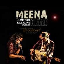 Meena Cryle: In Concert, CD