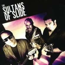 Sultans Of Slide: Lightning Strikes, CD