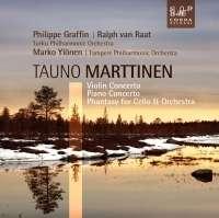 Tauno Marttinen (1912-2008): Violinkonzert, CD