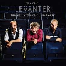 Eric Vloeimans (geb. 1963): Levanter, CD