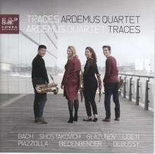 Ardemus Quartet - Traces, CD