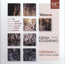 Ksenia Kouzmenko - Vanoce (Christmas), CD