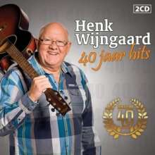 Henk Wijngaard: 40 Jaar Hits, 2 CDs