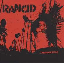 Rancid: Indestructible, CD