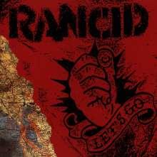 Rancid: Let's Go, CD