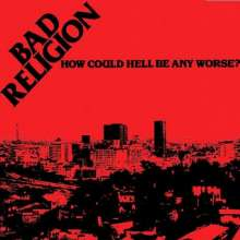 Bad Religion: How Could Hell Be Any Worse, CD