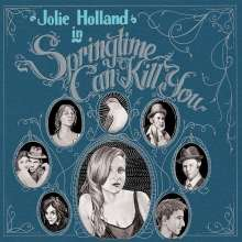 Jolie Holland: Springtime Can Kill You, CD