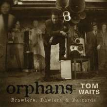 Tom Waits: Orphans: Brawlers, Bawlers & Bastards, 3 CDs