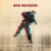 Bad Religion: The Dissent Of Man, CD