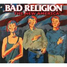 Bad Religion: The New America, CD