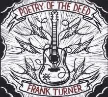 Frank Turner: Poetry Of The Deed, CD