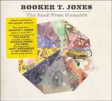 Booker T. Jones: The Road From Memphis, CD