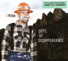 Jason Lytle: Department Of Disappearance, CD