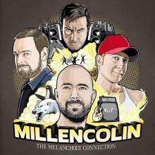 Millencolin: The Melancholy Connection (CD + DVD), 2 CDs
