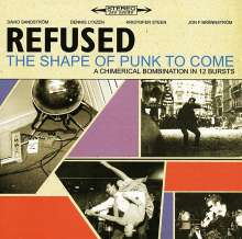 Refused: The Shape Of Punk To Come, CD
