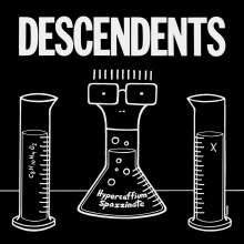 Descendents: Hypercaffium Spazzinate (180g), LP