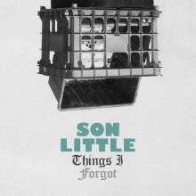 Son Little: Things I Forgot EP, CD