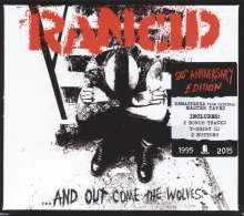 Rancid: And Out Come The Wolves (20th Anniversary Edition) (Deluxe Box), CD