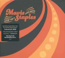 Mavis Staples: Livin' On A High Note, CD