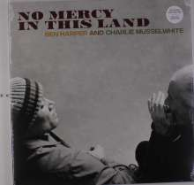 Ben Harper & Charlie Musselwhite: No Mercy In This Land (180g) (Limited-Edition) (Blue Vinyl) (exklusiv für jpc), LP