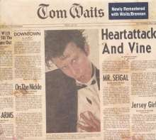 Tom Waits: Heartattack And Wine (remastered) (180g), LP