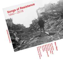 Marc Ribot (geb. 1954): Songs Of Resistance 1942 - 2018 (180g) (45 RPM), 2 LPs
