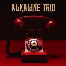 Alkaline Trio: Is This Thing Cursed?, CD