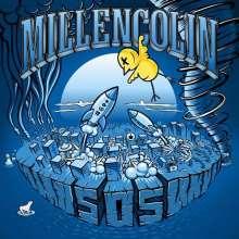 Millencolin: SOS (Limited-Edition) (Blue Vinyl), LP