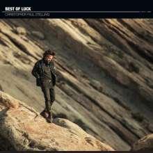 Christopher Paul Stelling: Best Of Luck, CD