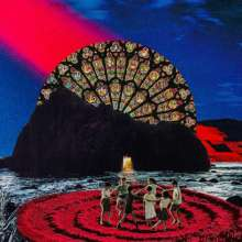 Teenage Wrist: Earth Is A Black Hole (Coloured Blue Edition), LP