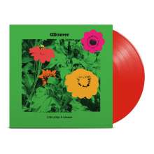 Glitterer: Life Is Not A Lesson (Limited Edition) (Red Vinyl), LP