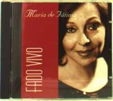 Maria De Fátima: Fado Vivo, CD