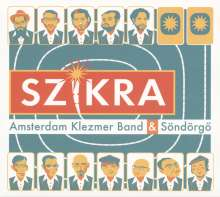 Amsterdam Klezmer Band: Szikra, CD