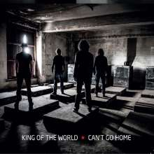 King Of The World: Can't Go Home, CD