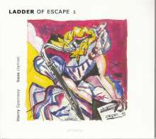 Harry Sparnaay - Ladder of Escape 1, CD