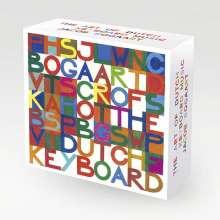 The Art of Dutch Keyboard Music, 8 CDs